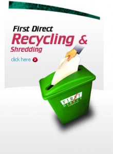 First Direct Recycling & Shredding